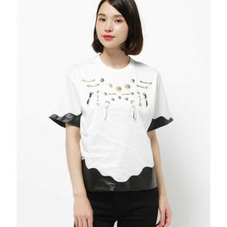 トーガ(TOGA)のTOGA モチーフTシャツ(Tシャツ(長袖/七分))