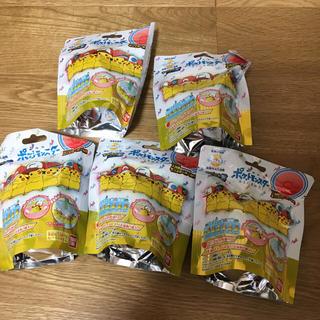 バンダイ(BANDAI)のびっくらたまご  入浴剤  ポケットモンスター5個(お風呂のおもちゃ)