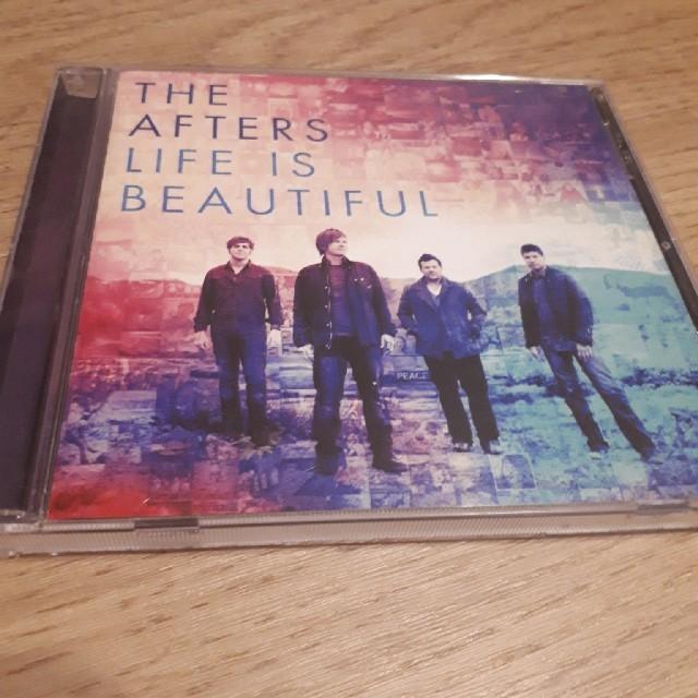 【CD】the afters エンタメ/ホビーのCD(宗教音楽)の商品写真