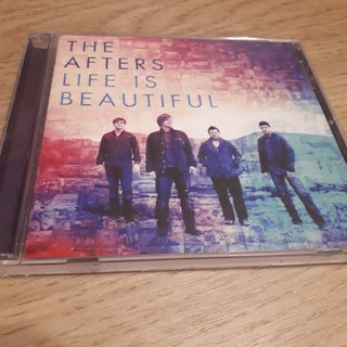 【CD】the afters(宗教音楽)
