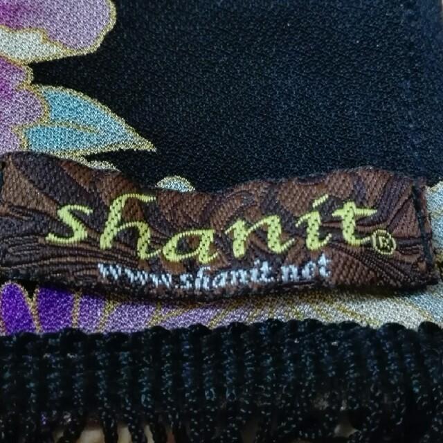 Shanit(シャニット)のSAKURA~桜 和柄 ストール シャニット 美品 レディースのファッション小物(マフラー/ショール)の商品写真