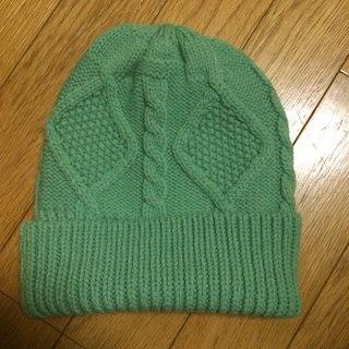 ユニクロ(UNIQLO)のユニクロ ニット帽(その他)