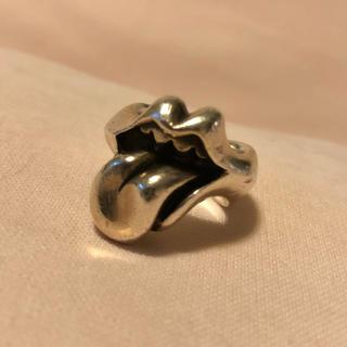 クロムハーツ(Chrome Hearts)のクロムハーツ リップ&タン リング(リング(指輪))