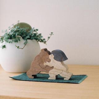 ボーネルンド(BorneLund)の希少!小黒三郎 / クマと金太郎 五月人形 (大)(その他)