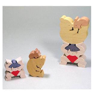 コドモビームス(こども ビームス)の専用!希少!五月人形 小黒三郎 / クマあげ金太郎&相撲をとるクマと金太郎(その他)