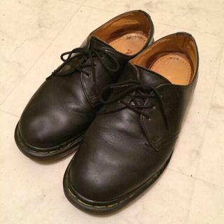 ドクターマーチン(Dr.Martens)のDr.martens マーチン3ホール(ローファー/革靴)