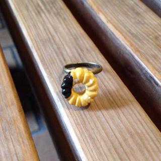 ドーナツのピンキーリング♡kaco3(リング(指輪))