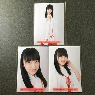 エイチケーティーフォーティーエイト(HKT48)のHKT48 IZ*ONE 矢吹奈子 2016年 福袋 特典 生写真(アイドルグッズ)