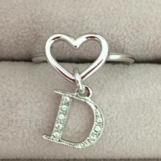クリスチャンディオール(Christian Dior)のChristian Dior / クリスチャンディオール 指輪 送料無料です(リング(指輪))