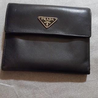 プラダ(PRADA)のPRADA☆プラダ☆レザー財布☆グッチ ミュウミュウ ヴィンテージ(財布)