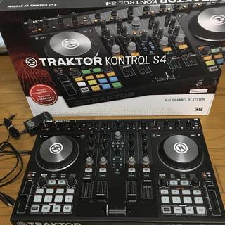 TRAKTOR KONTROL S4 mk2(DJコントローラー)
