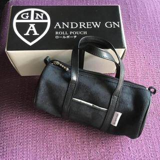 アンドリューゲン(Andrew GN)の新品‼️クロポーチ(ポーチ)