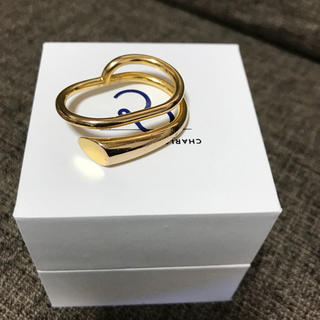 Skylar様専用 シャルロットシェネ リング(リング(指輪))