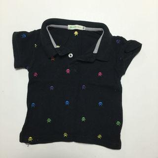 コドモビームス(こども ビームス)のビームス ミニ ポロシャツ 90サイズ スカル(その他)