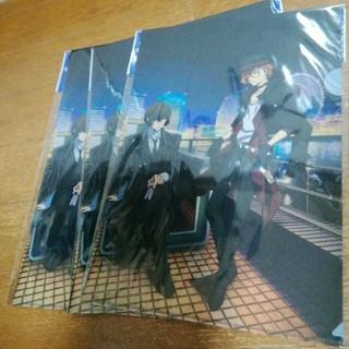 カドカワショテン(角川書店)のrose store様専用 文豪ストレイドッグス ファイル 3枚(クリアファイル)