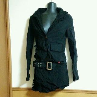 ゼスケープ(XESCAPE)の黒ゼブラスーツ(スーツ)