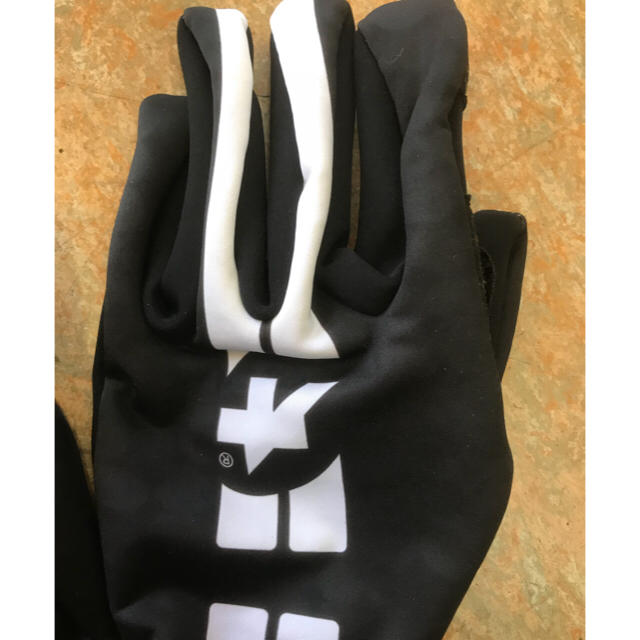 アソス アーリーウインターグローブS7 サイズXL適温6度~12度 スポーツ/アウトドアの自転車(ウエア)の商品写真