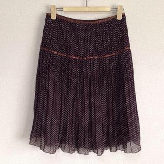 プーラフリーム(pour la frime)のプーラフリーム&アンタイトルスカート(ひざ丈スカート)