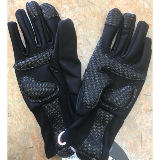 アソス アーリーウインターグローブS7 サイズL適温6度~12度 スポーツ/アウトドアの自転車(ウエア)の商品写真