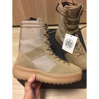 フィアオブゴッド(FEAR OF GOD)のYeezy season 3 military boots size 40(ブーツ)