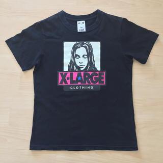 エックスガール(X-girl)のX-GIRL ×X-LARGE  コラボTシャツ *(Tシャツ(半袖/袖なし))