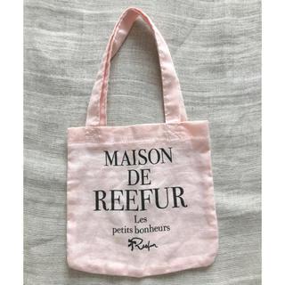 メゾンドリーファー(Maison de Reefur)の新品  メゾンドリーファ  ショッパー(ショップ袋)