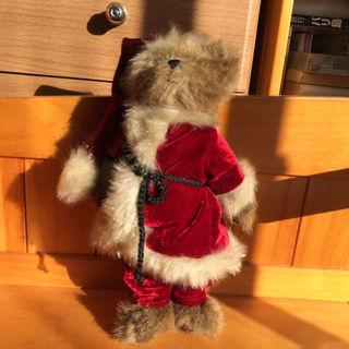 ビーエムダブリュー(BMW)のBMW クリスマス テディベア(ぬいぐるみ/人形)
