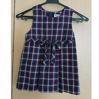 ムージョンジョン(mou jon jon)の卒園式や結婚式に!女の子 ジャンパースカート(ドレス/フォーマル)