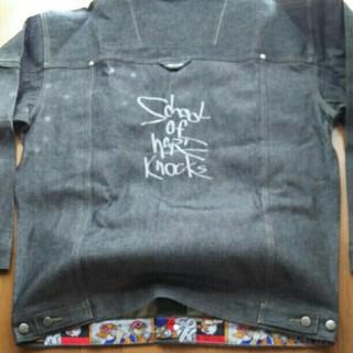 ショック(SOHK)のショックデニムジャケット(XL)新品(Gジャン/デニムジャケット)