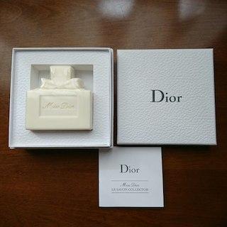 クリスチャンディオール(Christian Dior)のミスディオール  シルキーソープ(その他)