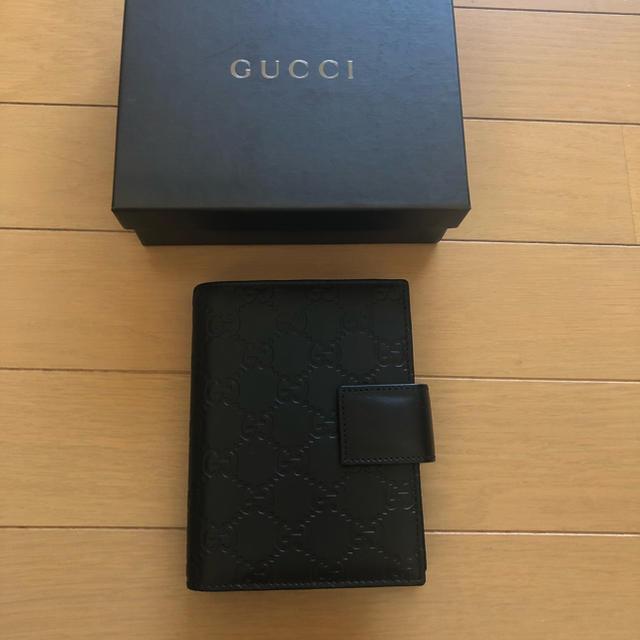 Gucci(グッチ)のGucci 手帳 メンズのメンズ その他(その他)の商品写真