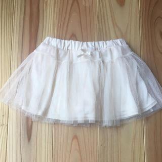 シマムラ(しまむら)のチュールスカート♡80(スカート)