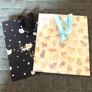 フランシュリッペ(franche lippee)のfranche lippée 紙袋 2種(ショップ袋)