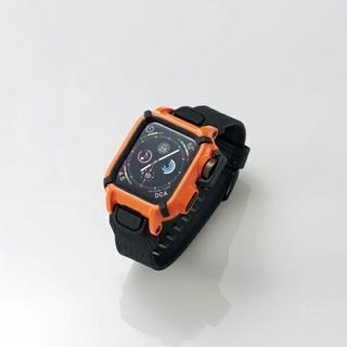 エレコム(ELECOM)の■エレコム■AppleWatch40■バンドケース■AW-40BCNESTDR■(腕時計(デジタル))