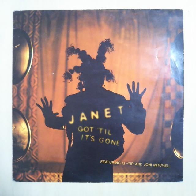 JANET / Q-TIP / JONI MITCHELL エンタメ/ホビーのCD(R&B/ソウル)の商品写真