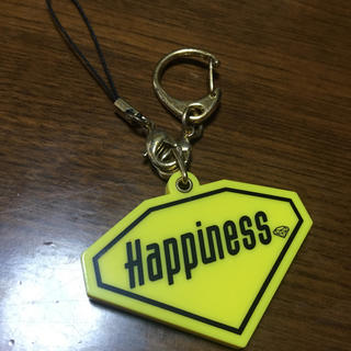 ハピネス(Happiness)のHappiness キーホルダー(アイドルグッズ)