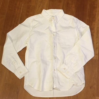 ムジルシリョウヒン(MUJI (無印良品))の無印良品コットンシャツ(ブラウス)