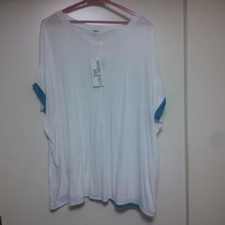 ナチュラルビューティーベーシック(NATURAL BEAUTY BASIC)の【新品タグ付き】ナチュラルビューティゆったりTシャツ(その他)