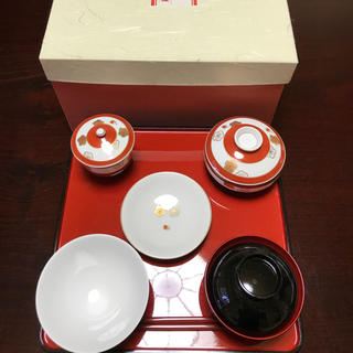 タチキチ(たち吉)のお食い初め 食器(お食い初め用品)