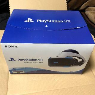 プレイステーションヴィーアール(PlayStation VR)のSONY 新型 PlayStation VR PSVR カメラ同梱(家庭用ゲーム機本体)