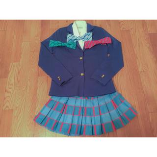 【値下げ】音ノ木坂学院 制服(冬) Lサイズ(衣装一式)