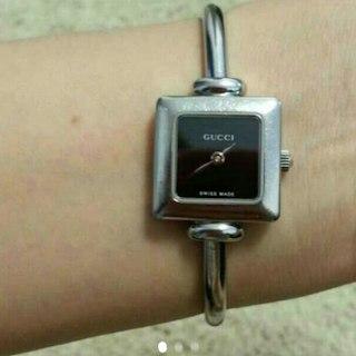 9cb343f1480f Gucci - 正規品 GUCCI 腕時計の通販 by クレア's shop|グッチならラクマ