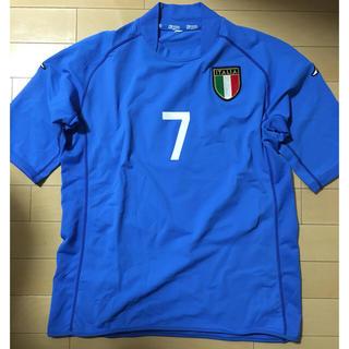 カッパ(Kappa)のKappa イタリア代表ホーム 7番 デルピエロ ユニフォーム(ウェア)