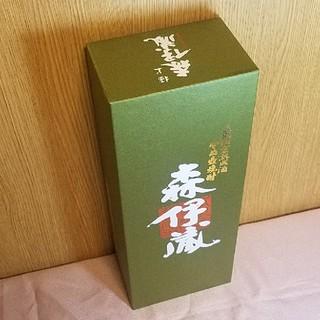 未開封美品 森伊蔵 極上の一滴 720ml 25% 古酒(焼酎)