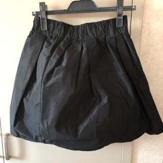 ローリーズファーム(LOWRYS FARM)のSALE ブラックミニスカート(ミニスカート)