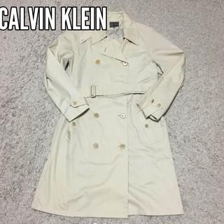 カルバンクライン(Calvin Klein)のCalvin Klein トレンチコートM(トレンチコート)