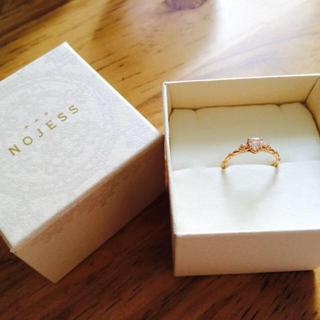 ノジェス(NOJESS)のNOJESS♡ハートリング(リング(指輪))
