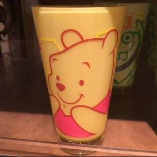 クマノプーサン(くまのプーさん)のプーさん☆タンブラー☆コップ☆ディズニーリゾート限定品(タンブラー)