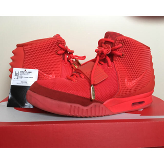 ナイキ(NIKE)のNike Air Yeezy 2 SP NRG REDOCTBER Boost(スニーカー)