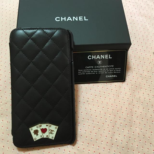 CHANEL - シャネル*iphone6プラス・6sプラスケース 限定品の通販 by チョロン's shop|シャネルならラクマ
